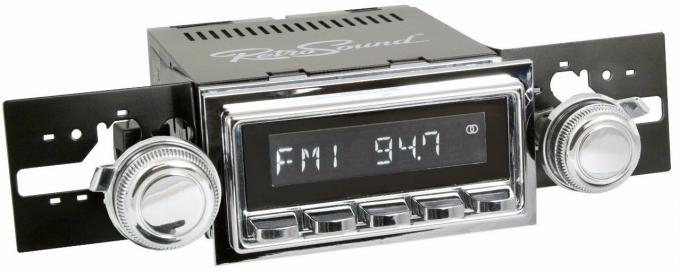 RetroSound 1968-71 Mercury Montego Laguna Radio