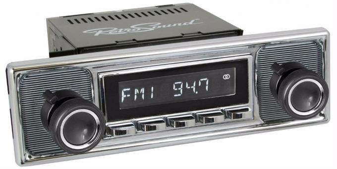 RetroSound 1984-85 Mercedes Benz 190 Series Hermosa Radio