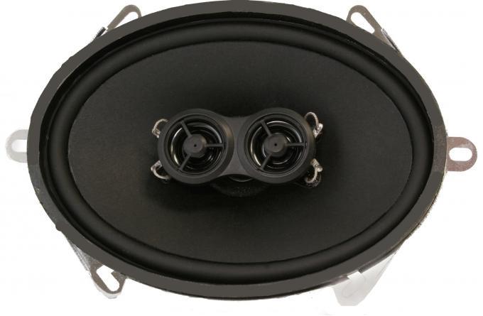 RetroSound 1961-66 Ford Truck Dash Replacement Premium Ultra-thin Speaker