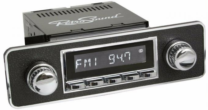 RetroSound 1980-92 Volkswagen Vanagon Hermosa Radio with DIN Kit