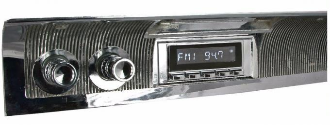RetroSound 1957-68 Cadillac DeVille Hermosa Radio