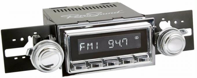RetroSound 1956-73 Volkswagen Bus Laguna Radio