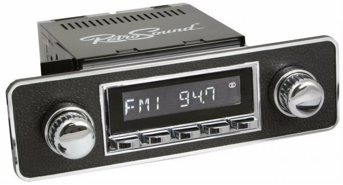 RetroSound 1982-89 Honda Accord Laguna Radio with DIN Kit