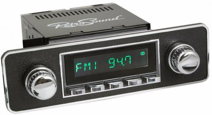 RetroSound 1989-91 Geo Tracker Long Beach Radio with DIN Kit