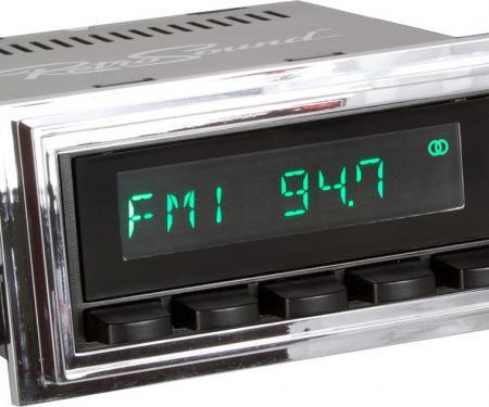 RetroSound 1969-73 Ford Mustang Hermosa Radio