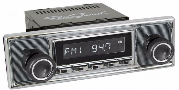 RetroSound 1968-73 Mercedes Benz 300SEL Hermosa Radio