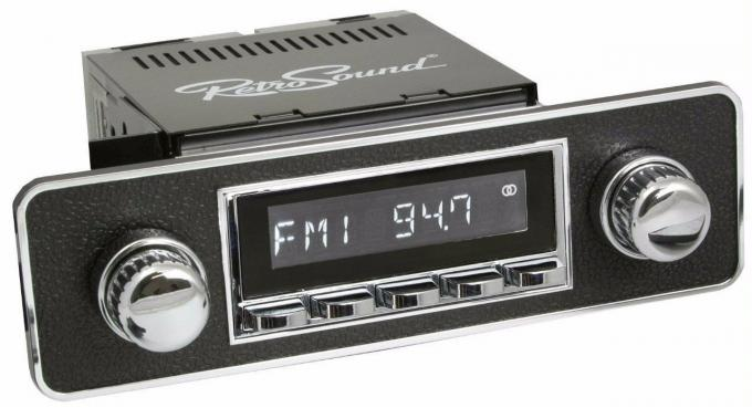 RetroSound 1988-92 Sterling 825 Long Beach Radio with DIN Kit