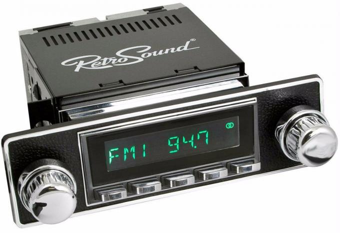 RetroSound 1972-78 Toyota Land Cruiser FJ40 Long Beach Radio