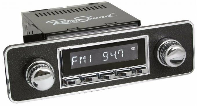 RetroSound 1986-93 Jaguar XJ Hermosa Radio with DIN Kit