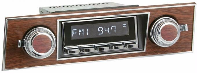 RetroSound 1967-68 Chevrolet Camaro Laguna Radio