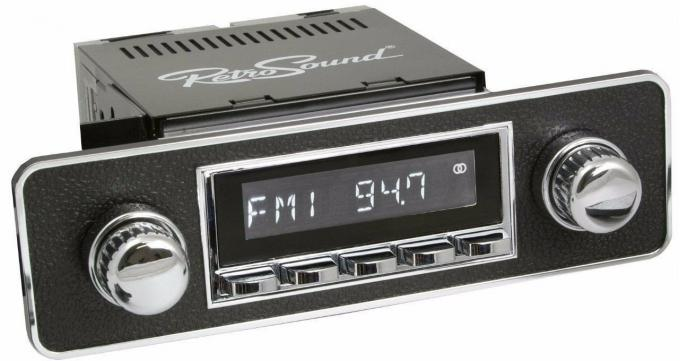 RetroSound 1984-91 Honda CRX Hermosa Radio with DIN Kit