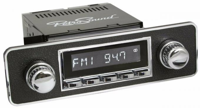 RetroSound 1963-80 MGB Laguna Radio