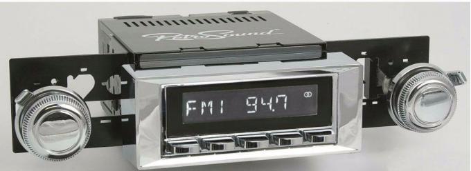 RetroSound 1978-85 Chevrolet Caprice Long Beach Radio
