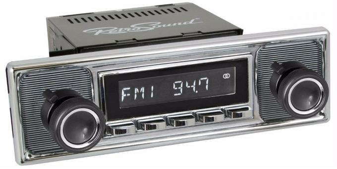 RetroSound 1955-65 Mercedes Benz 190 Series Hermosa Radio