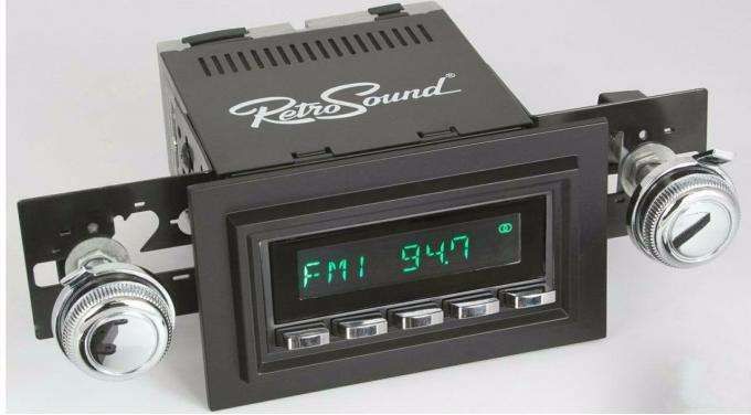 RetroSound 1972-76 Ford Ranchero Long Beach Radio