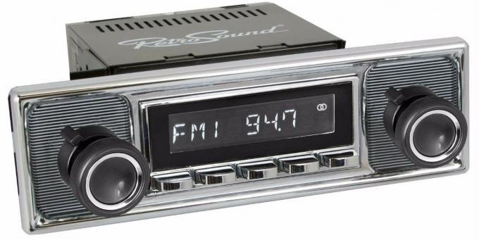 RetroSound 1973-80 Mercedes Benz 450 Series Hermosa Radio