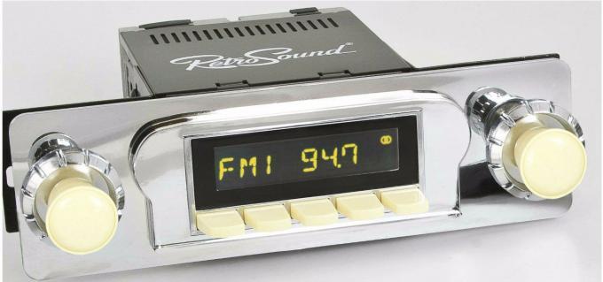 RetroSound 1960-63 Ford Falcon Long Beach Radio