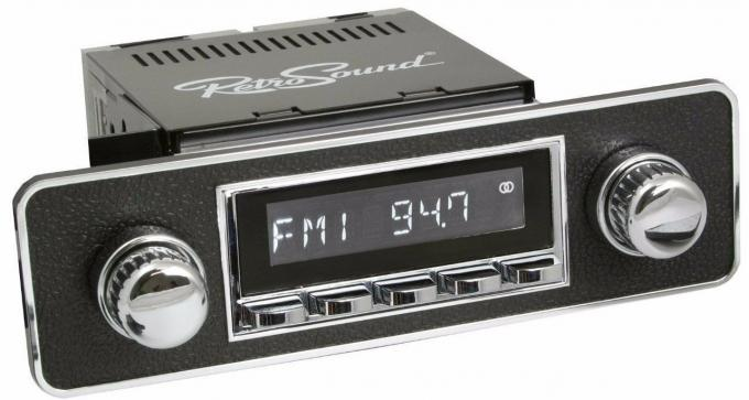 RetroSound 1959-66 Volvo PV544 Laguna Radio