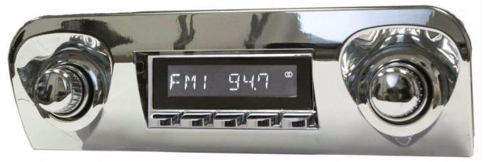 RetroSound 1959-60 Chevrolet El Camino Hermosa Radio