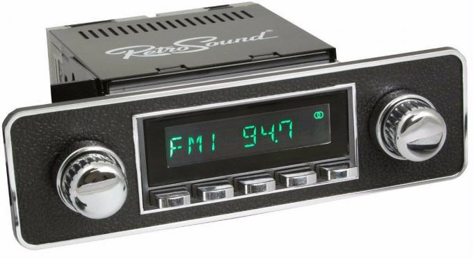 RetroSound 1983-87 Honda Prelude Long Beach Radio with DIN Kit