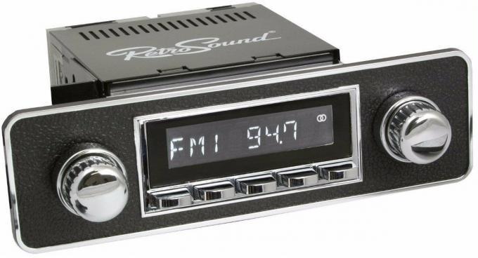RetroSound 1976-81 Volkswagen Dasher Hermosa Radio with DIN Kit