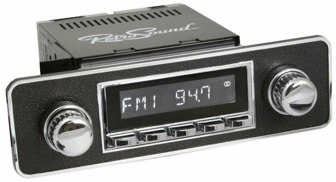 RetroSound 1983-87 Honda Prelude Laguna Radio with DIN Kit