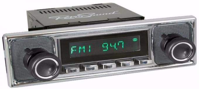RetroSound 1968-76 Mercedes Benz 280 Series Long Beach Radio