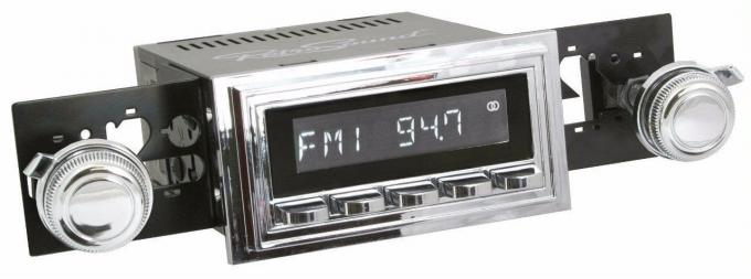 RetroSound 1964-65 Pontiac Catalina Chevrolet Biscayne Laguna Radio