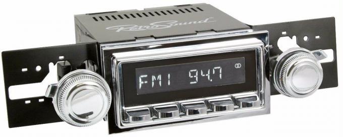 RetroSound 1969 Mercury Comet Hermosa Radio