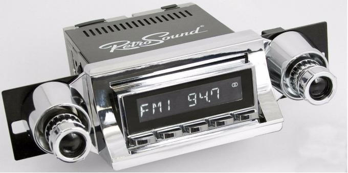 RetroSound 1957 Chevrolet 210 Hermosa Radio
