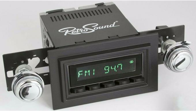 RetroSound 1980-84 Ford F-Series Truck Hermosa Radio