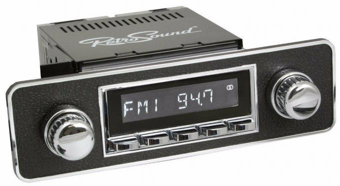 RetroSound 1989-91 Suzuki Swift Laguna Radio with DIN Kit
