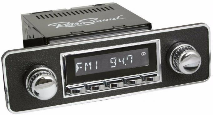 RetroSound 1980-84 Volkswagen Rabbit Laguna Radio with DIN Kit