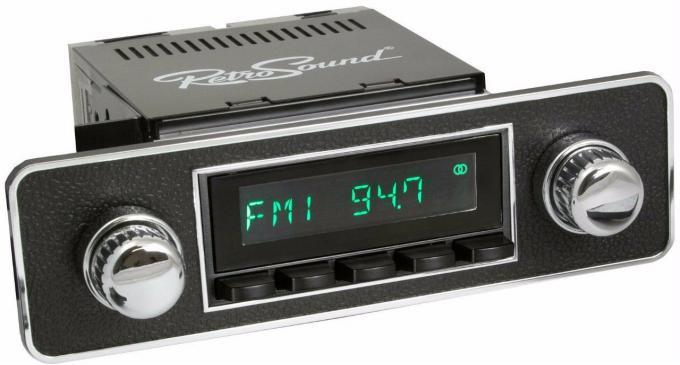 RetroSound 1968-71 BMW 1800 Series Hermosa Radio