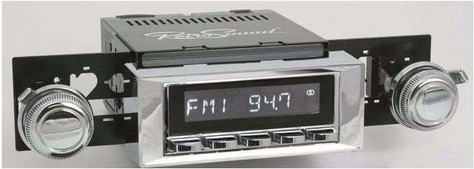 RetroSound 1968-79 Chevrolet Nova Laguna Radio