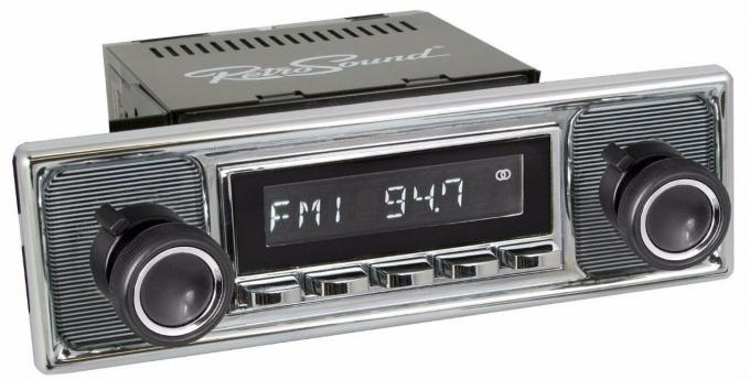 RetroSound 1966-68 Mercedes Benz 200 Laguna Radio
