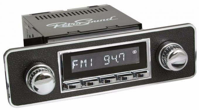 RetroSound 1993-02 Dodge Viper Laguna Radio with DIN Kit