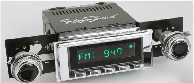 RetroSound 1967 or 1969 Dodge Dart Long Beach Radio