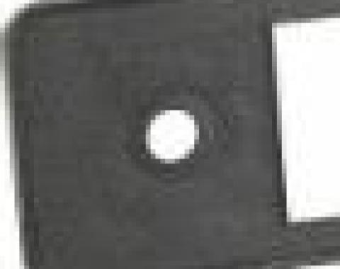 RetroSound Euro Black Faceplate (#402)