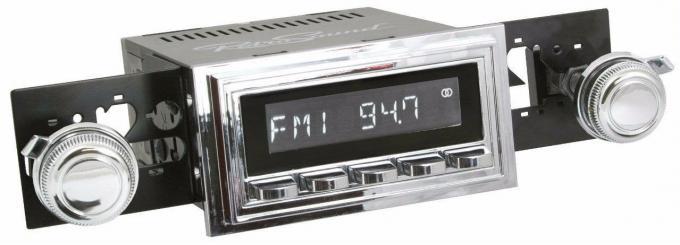 RetroSound 1961-62 Chevrolet Bel Air Laguna Radio