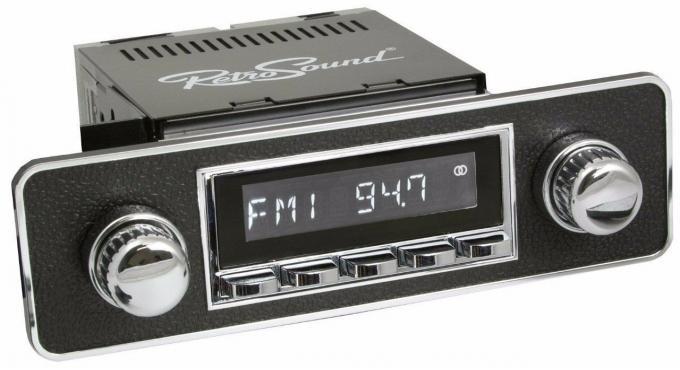 RetroSound 1971-85 BMW 3 and 3000 Laguna Radio