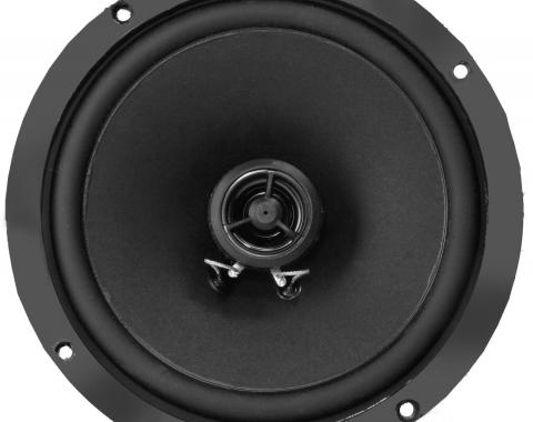 RetroSound 6.5-Inch Premium Ultra-thin Ford Escort Rear Deck Replacement Speakers