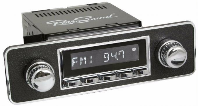 RetroSound 1985-98 Volkswagen GTI Hermosa Radio with DIN Kit