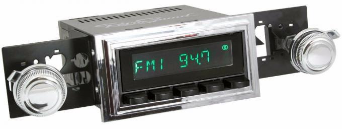RetroSound 1973-75 Pontiac Grand Ville Hermosa Radio