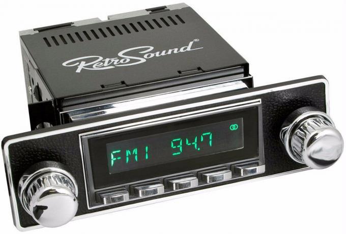 RetroSound 1969-74 Alfa Berlina Long Beach Radio