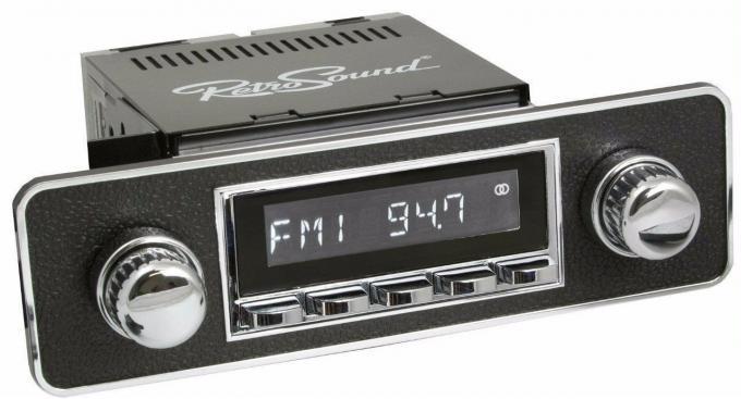 RetroSound 1988-92 Sterling 827 Laguna Radio with DIN Kit