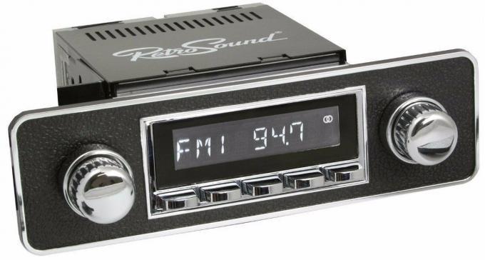 RetroSound 1982-88 Volkswagen Quantum Hermosa Radio with DIN Kit