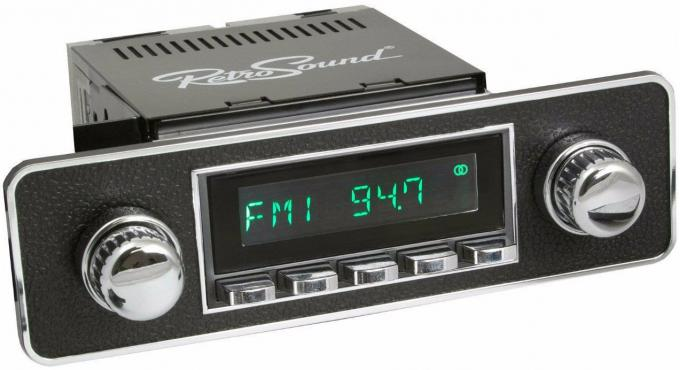 RetroSound 1988-93 Pontiac Lemans Long Beach Radio with DIN Kit