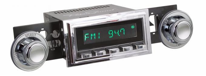 RetroSound 1961-1965 Oldsmobile Starfire Long Beach Radio