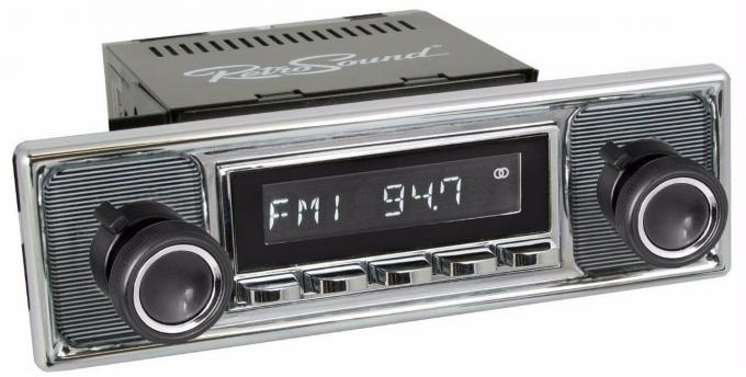 RetroSound 1960-66 Mercedes Benz 300 Series Laguna Radio